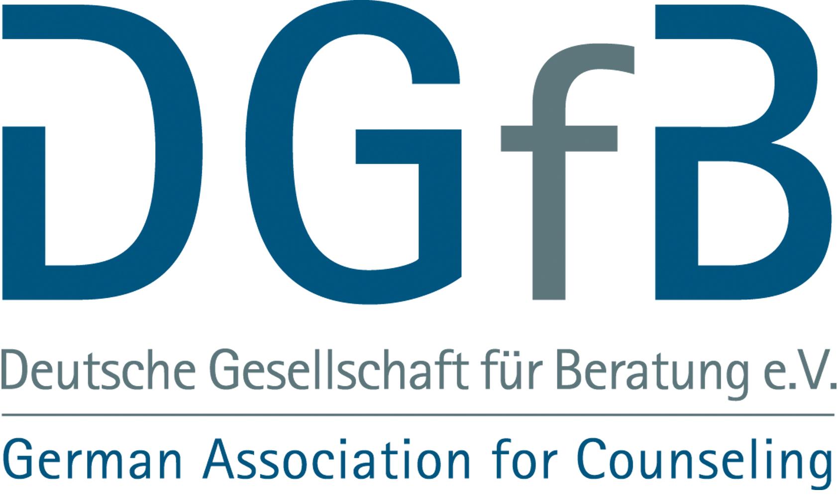 Logo des DGfB